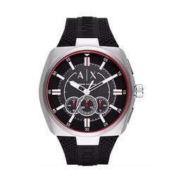 Armani Exchange - A|X Chronograph Silicone Watch