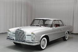 Mercedes-Benz - 1965 300SE Coupe