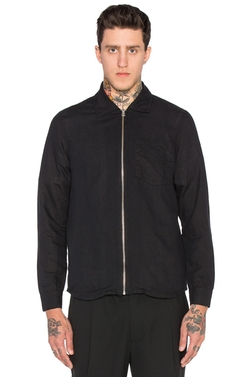 Our Legacy - Zip Shirt Jacket