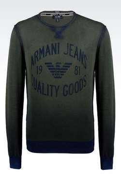 Armani Jeans - Cotton Sweater