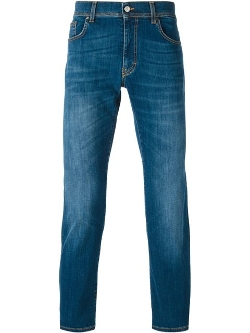 Versace Collection - Straight Leg Jeans