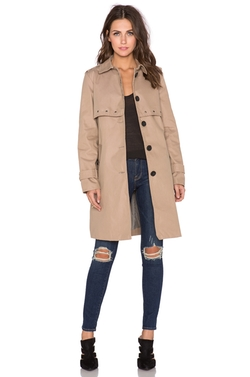 MKT Studio - Melusine Trench Coat