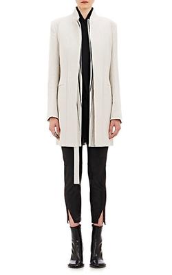 Ann Demeulemeester  - Revers-Lapel Coat