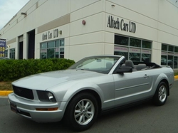 Ford  - 2007 Mustang Convertible