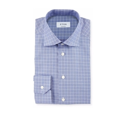 Eton - Check Dress Shirt
