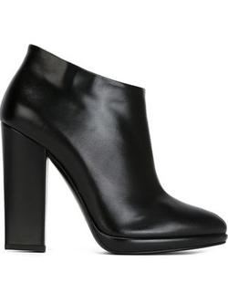 Giuseppe Zanotti Design   - Chunky Heel Booties