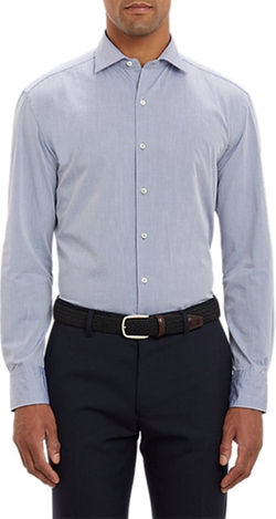 Barneys New York  - Cotton Shirt