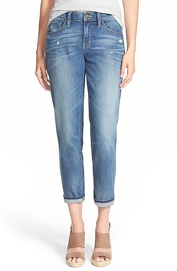 Treasure & Bond - Crop Boyfriend Jeans