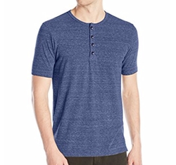 Good Life - Short Sleeve Henley Shirt