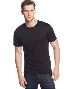 Michael Kors - Liquid Cotton Crew Neck T-Shirt
