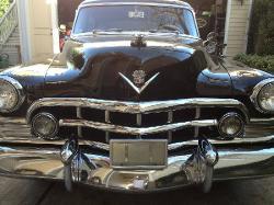 Cadillac - 1950 Series 62 Sedan