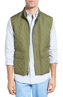 Duck Head  - Quilted Vest
