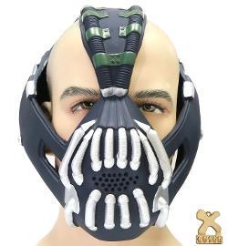 Xcoser  - Bane Mask Costume Props TDKR Full Adult Size