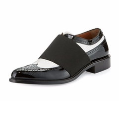 Givenchy - Richelieu Icon Oxford Shoes