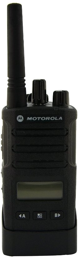 Motorola Solutions - Rugged Two-Way Business Radio