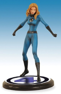 Diamond Direct - Premiere Collection Sue Storm Statue