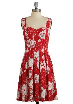 Modcloth - Cherished Choice Dress
