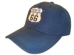 Academy Fits - Route 66 Adjustable Baseball Cap