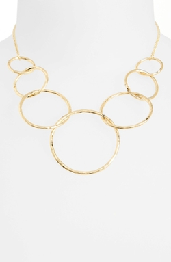 Panacea - Circle Link Necklace