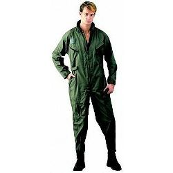 Rothco  - Coveralls Olive Drab Air Force Style Flight Suit 7500