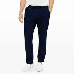 Club Monaco - Indigo Drawstring Pants