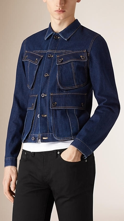Burberry - Denim Jacket