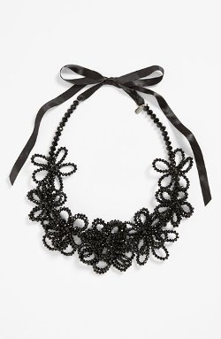 Tasha  - Floral Collar Necklace