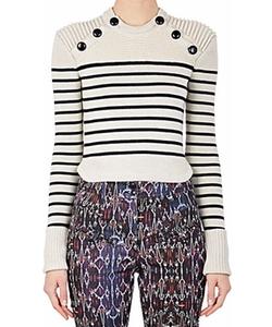 Isabel Marant - Striped Hatfield Sweater