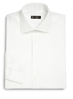 Corneliani  - Cotton Dress Shirt
