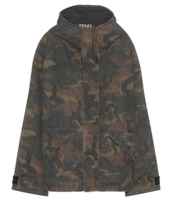 YEEZY Season 1 - Printed Cotton Coat