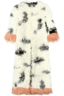 Shrimps - Audrey Faux Shearling Coat