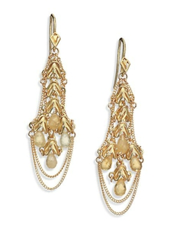 Anthony Camargo - Kite Chandelier Earrings