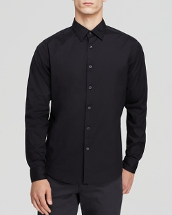 Theory - Sylvain Wealth Button Down Shirt