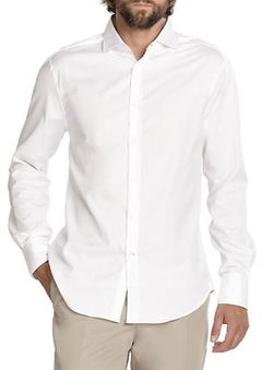 Brunello Cucinelli  - Solid Sportshirt