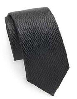 Saks Fifth Avenue - Striped Silk Tie