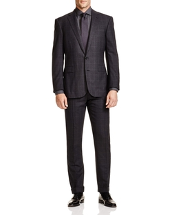 Ralph Lauren - Plaid Austin Slim Fit Suit