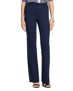 Lauren Ralph Lauren  - High Waist Flare Pants