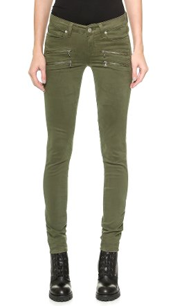 Paige Denim  - Edgemont Ultra Skinny Pants