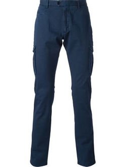 Etro - Slim Cargo Trousers