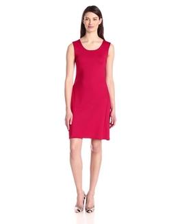 Star Vixen - Classic Sleeveless Sheath Dress