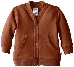 Zutano - Infant French Terry Zipper Jacket