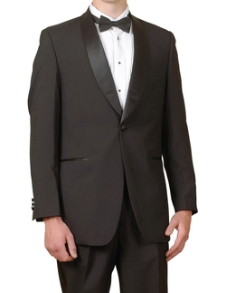 New Era Factory Outlet - Shawl Collar Tuxedo Suit