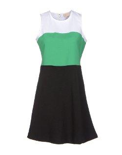 Michael Kors  - Multicolor Pattern Short Dress