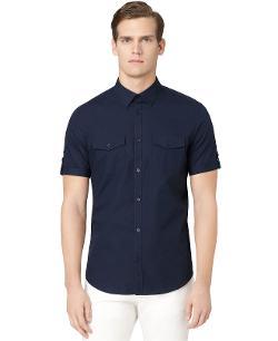 Calvin Klein  - Slub Shirt