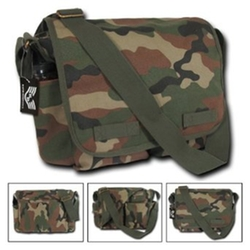 Rapid Dominance - Classic Camo Messenger Bags