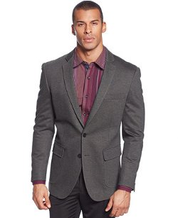 Sean John  - Two-Button Knit Blazer