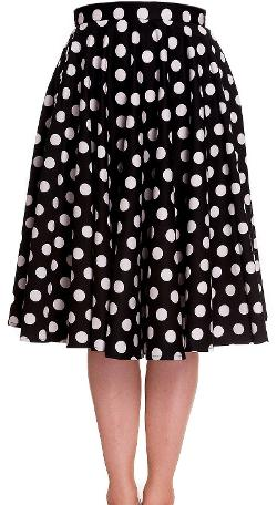 Hell Bunny  - Mariam Skirt