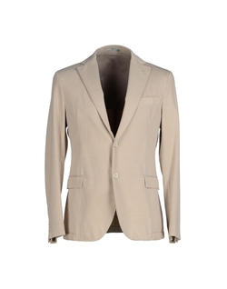 Manuel Ritz White - Single Breasted Blazer