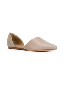 Vince - Pointed Toe Ballerinas
