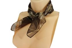 Trendy Fashion Jewelry  - Women Fashion Small Neck Scarf